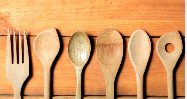 wooden utensils are not dishwasher safe. So, never wash them in the dishwasher